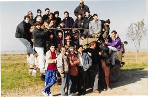 Camargue, 1995, Les sables mouvants