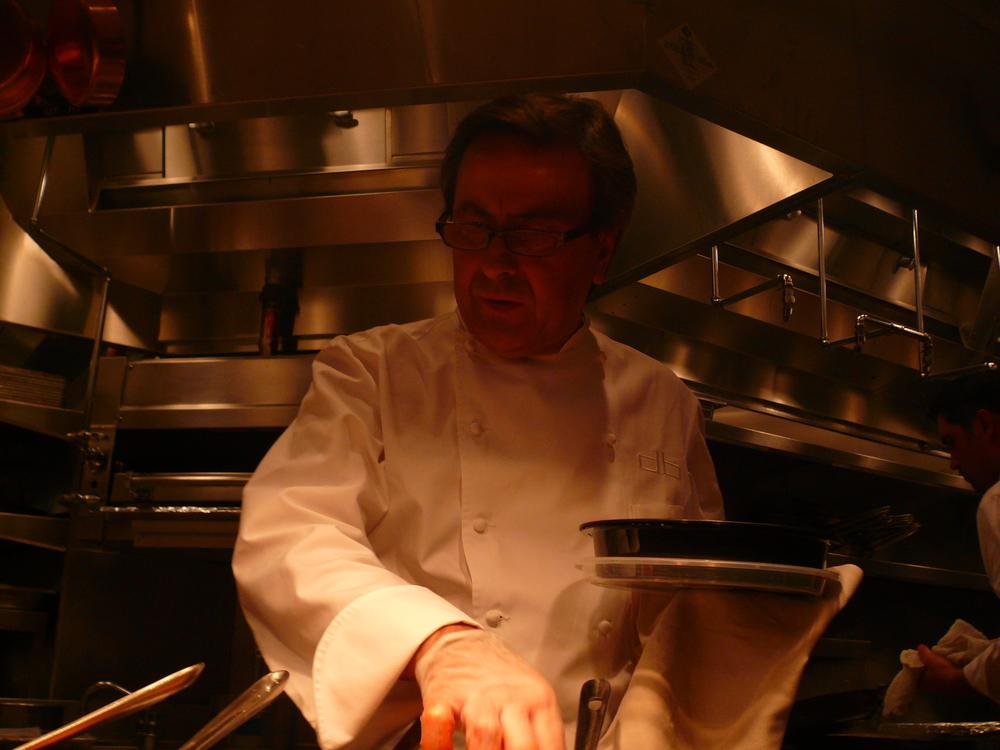 Daniel Boulud, un alchimiste en ses cuisines