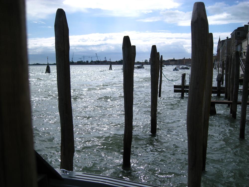 Venise lagune
