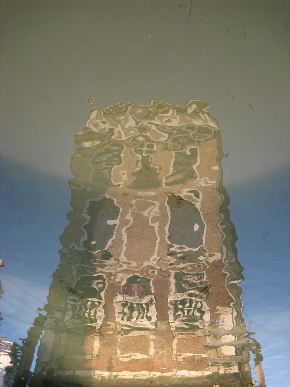 Venise, reflets...