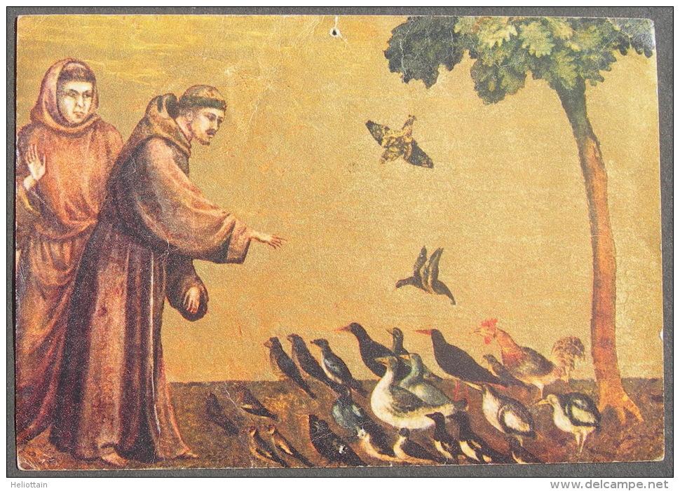 François d'Assise et les oiseaux