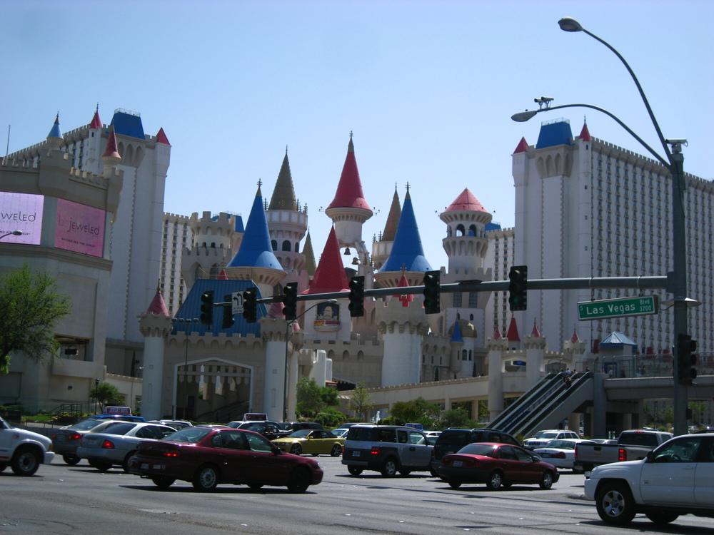 Las Vegas, Hôtel Excalibur